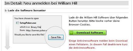 william hill vegas gratis geld